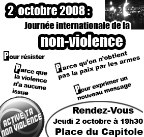 2 octobre Marseille